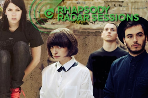Napster Radar: Exclusive Sessions