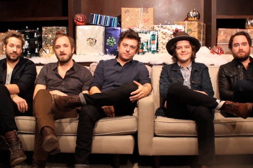 The Wild Feathers Talk Elvis: On The Record Holiday Special