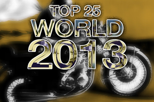 Top 25 World Albums of 2013