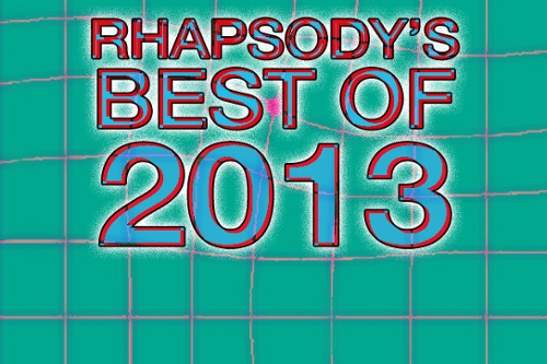 Napster's Best of 2013