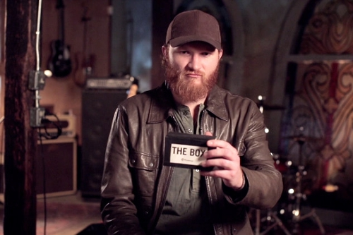 Eric Paslay Vs. The Box (interview)