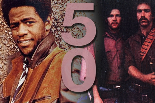 The 50 Best Songs of 1972