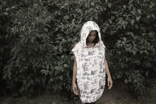 "Alarm: Neneh Cherry ""Blank Project"""