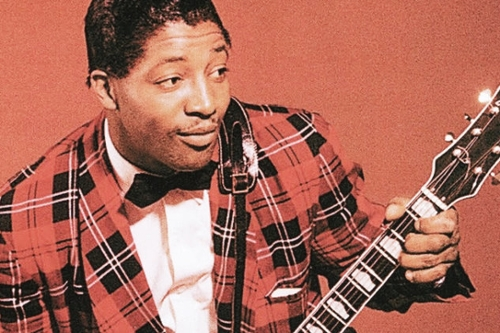 TheBo Diddley Beat