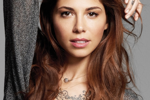 Celebrity Playlist: Christina Perri