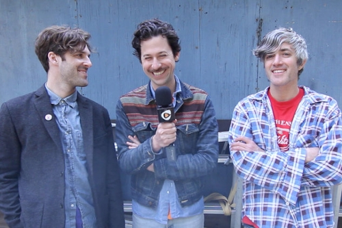 We Are Scientists: Home Movies (Interview)