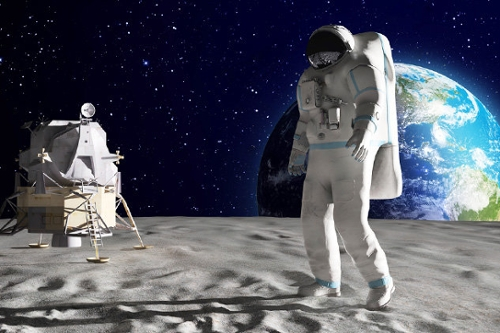 Music for Walking in Space
