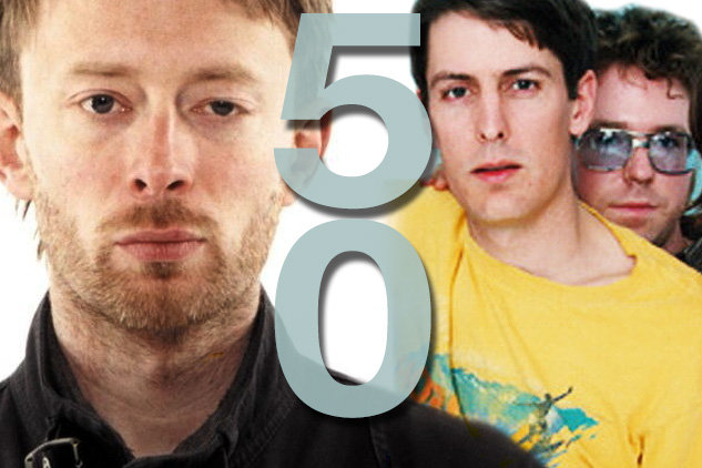 The 50 Best Alt/Indie Tracks of 1997