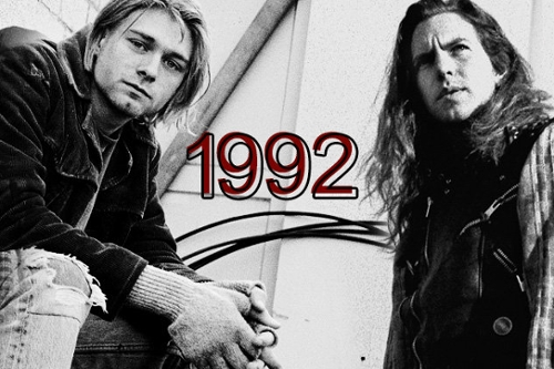 The 50 Best Rock Songs of 1992 : Napster