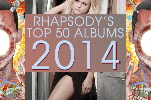 Napster's Top 50 Albums of 2014