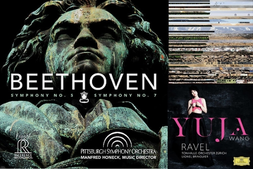 Top 10 Classical Albums, November 2015