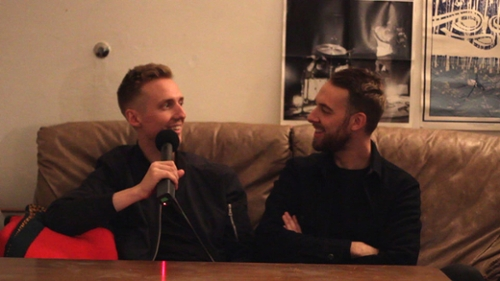 Honne On The Record