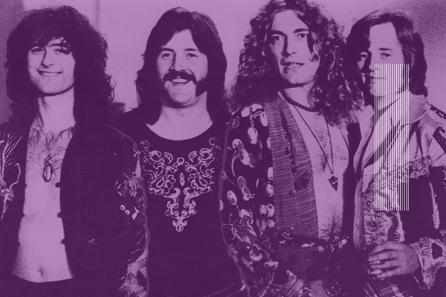 Led Zeppelin's 25 Classic Hits