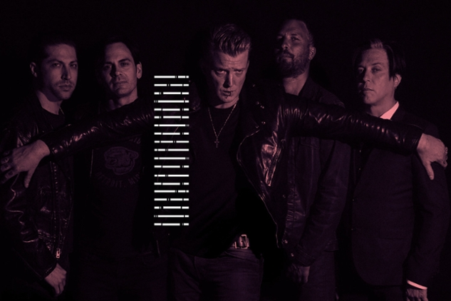 Celebrity Playlist: Queens Of The Stone Age