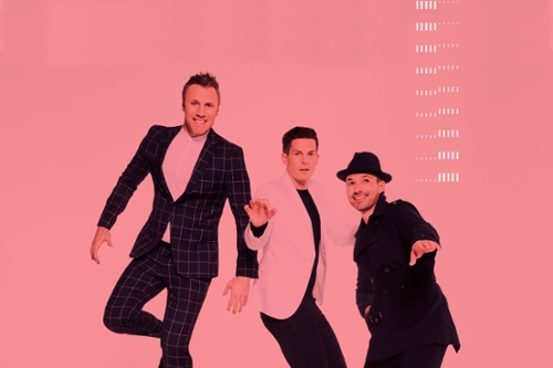 Celebrity Playlist: The Tenors