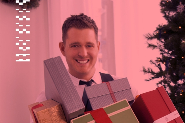 "Michael Bublé's Holiday Playlist ""Happy Holidays To All"""