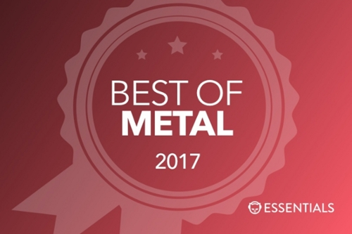 Best Metal of 2017