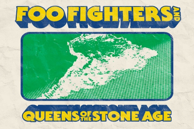 Tour Foo Fighters + QOTSA