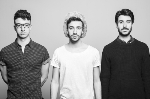 Celebrity Playlist: AJR