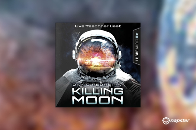 Exklusives Hörbuch: Killing Moon von David Pedreira