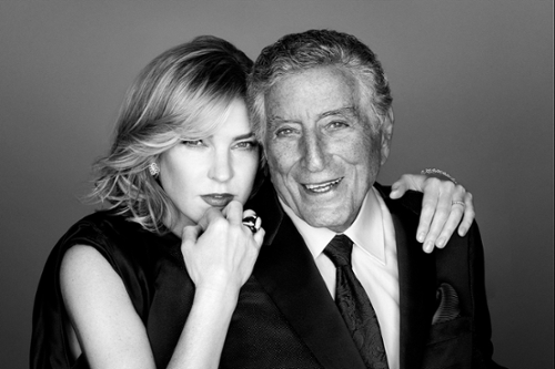 Celebrity Playlist: Tony Bennett & Diana Krall Duets