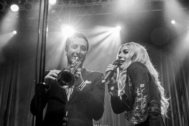 Celebrity Playlist: Brian Newman & Lady Gaga