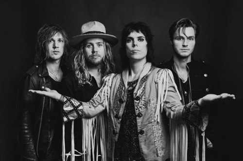 Celebrity Playlist: The Struts