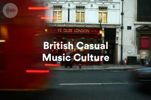 British Casual Music Culture