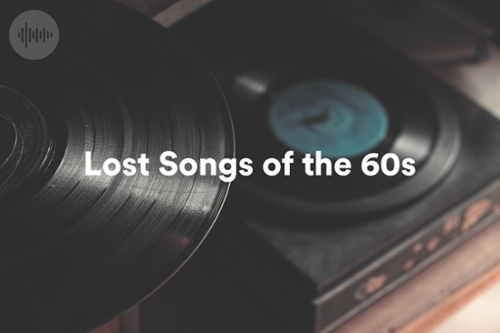 Lost Songs Of The 60s