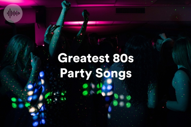 Greatest 80s Party Songs