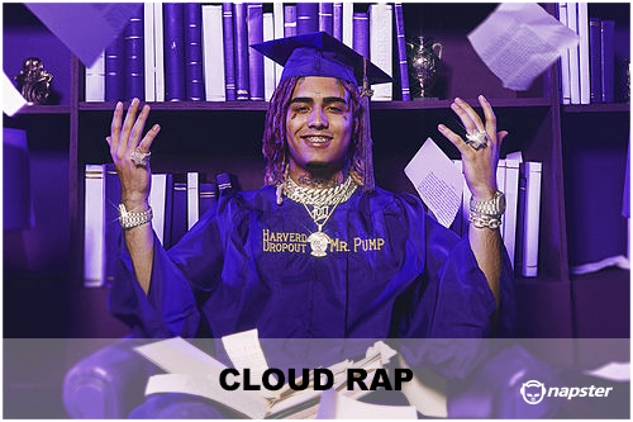 La selection Cloud Rap!
