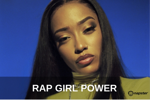 Rap Girl Power