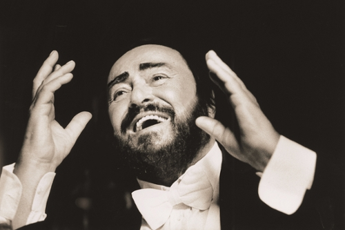 All About: Luciano Pavarotti