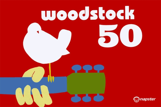 Woodstock 50th Anniversary