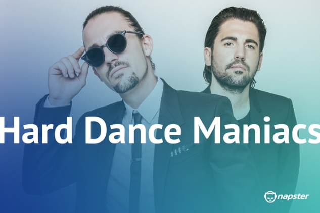 Hard Dance Maniacs