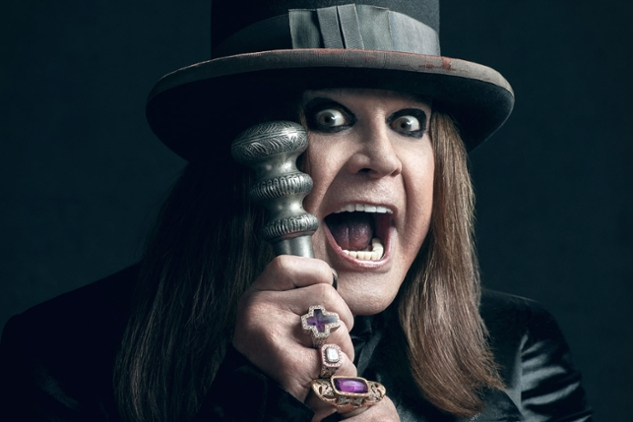 Celebrity Playlist: Ozzy Osbourne