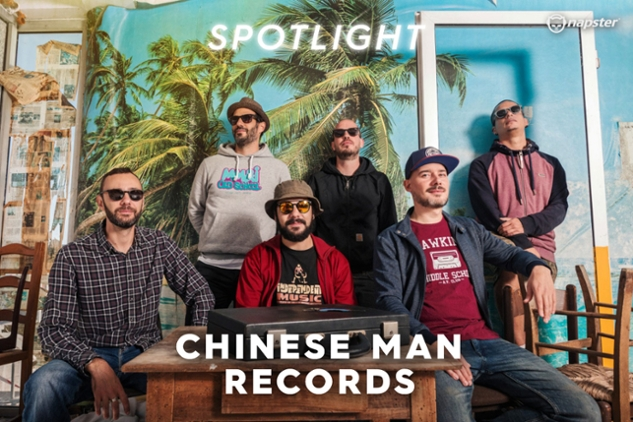15 years of Chinese Man Records