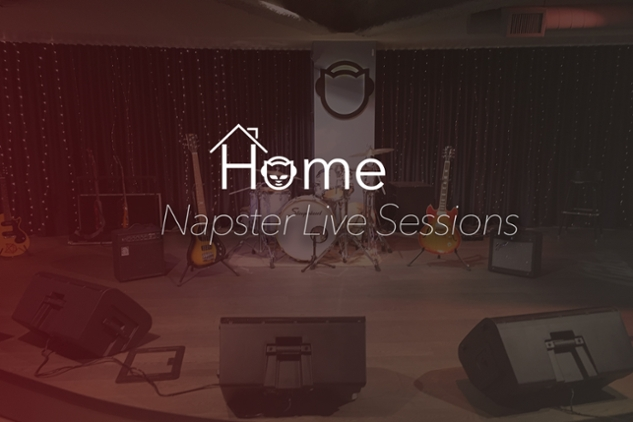 Home Napster Live Sessions