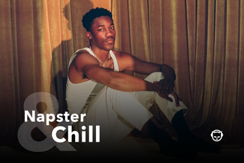 Napster and Chill: Giveon