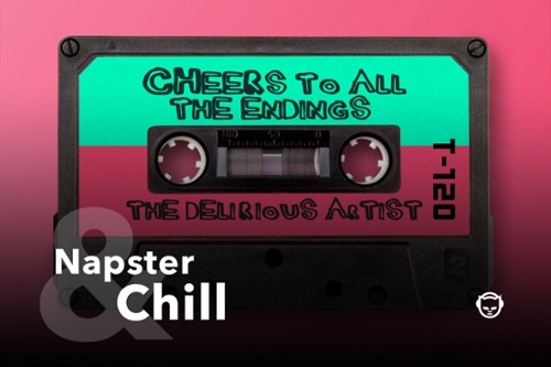Napster and Chill: The Delirious Artist
