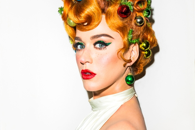 Celebrity Holiday Playlist: Katy Perry