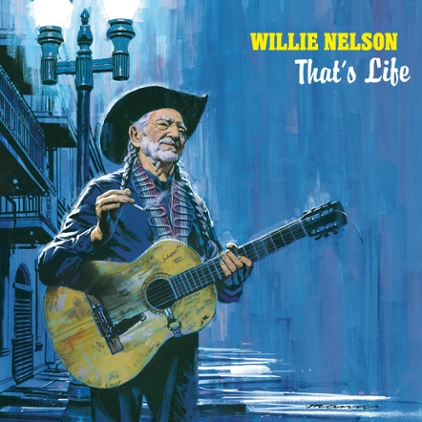 Album Spotlight: Willie Nelson, 'That's Life'