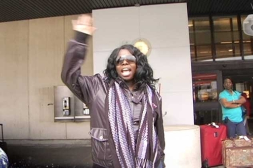 From The Vault: Rock Star's Guide To The Galaxy, Angie Stone