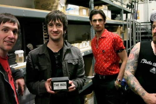 The All-American Rejects vs The Box (Video)