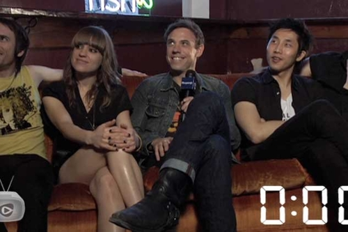 On The Record: The Airborne Toxic Event talk Pink Floyd