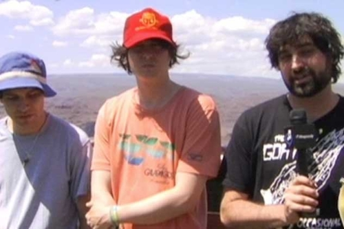 From The Vault: On The Record With Animal Collective