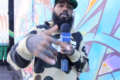 On The Record: Stalley talks Nas