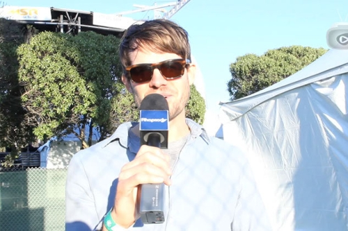 On the Record: Tycho Talks Trust (Interview)