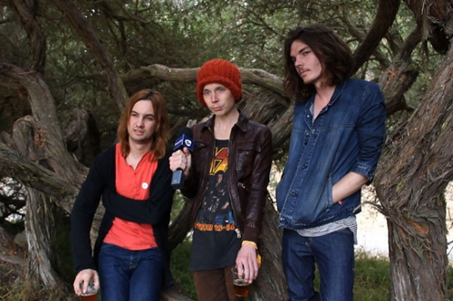 On The Record: Tame Impala