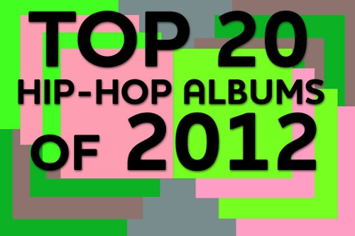 Top 20 Hip-Hop Albums